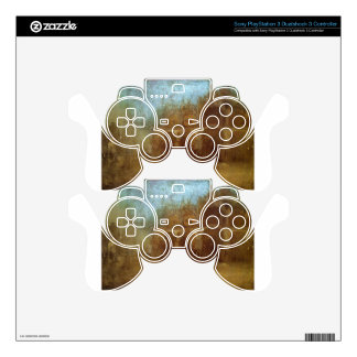 Nocturne: Blue and Gold - St Mark's, Venice Skin For PS3 Controller
