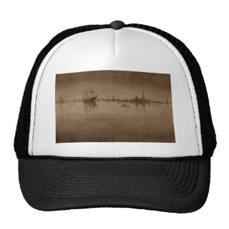 Nocturne by James McNeill Whistler Trucker Hat