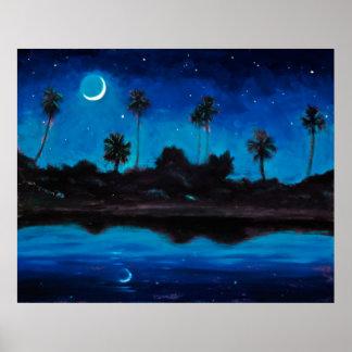 Nocturne de la costa de la selva impresiones