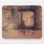 Nocturne, horno por la marmota de James Abbott McN Alfombrillas De Ratones