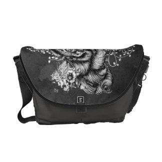 Nocturne Messenger Bags