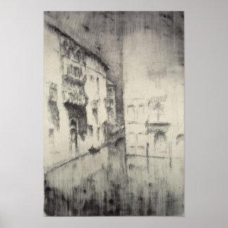 Nocturne Palaces Print