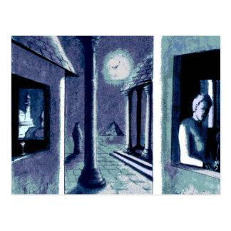 Nocturne - postcards