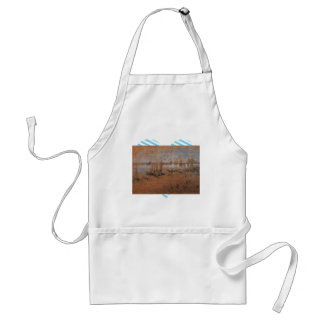 Nocturne, The Riva by Whistler Adult Apron