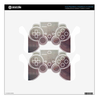 Nocturne Trafalgar Square Chelsea Snow by James Decal For PS3 Controller