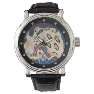 NOCTURNE WITH MASKS / Venetian Masquerade Watch