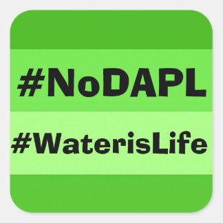 NoDAPL sticker