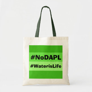 NoDAPL tote bag