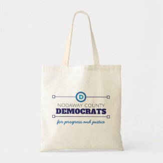 Nodaway County Democrats Custom Tote