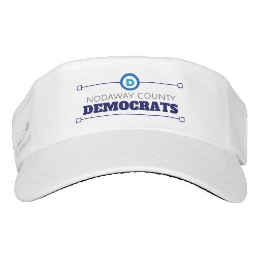 Nodaway County Democrats Visor