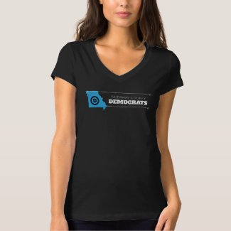 Nodaway County Democrats Women's t-shirt
