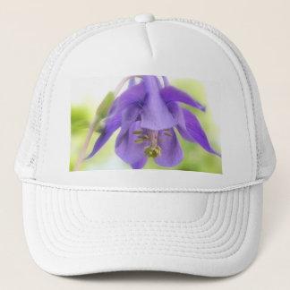 Nodding Blue Columbine Trucker Hat