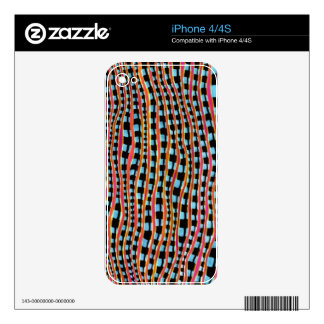nodding off to the memories iPhone 4S skins