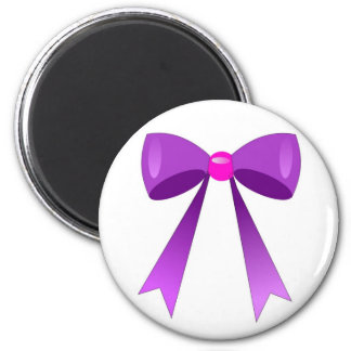 node purple fridge magnet
