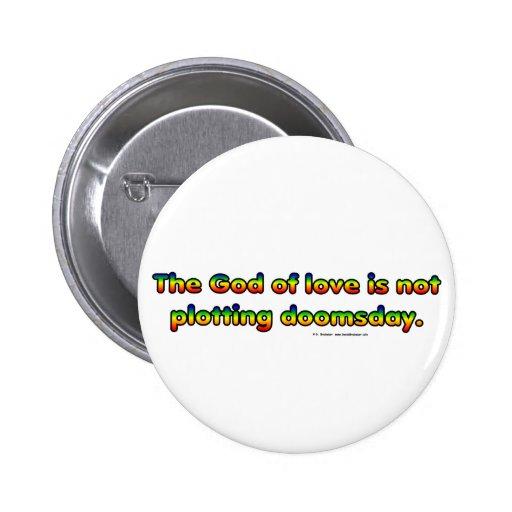 NoDoomsday Pin Redondo 5 Cm