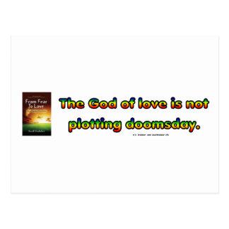 NoDoomsdayBook Postcard