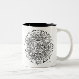 Noe Hinojosa Jr: Contemplate the Universe Mug