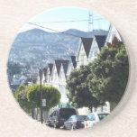 Noe Valley, San Francisco, CA Beverage Coaster