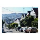 Noe Valley, San Francisco, CA Greeting Card