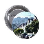 Noe Valley, San Francisco, CA Pinback Button