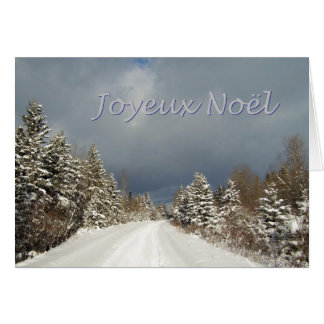 Noel 19 greeting card
