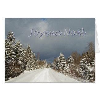 Noel 19 tarjeta