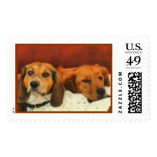 Noel and Benson I Stamps
