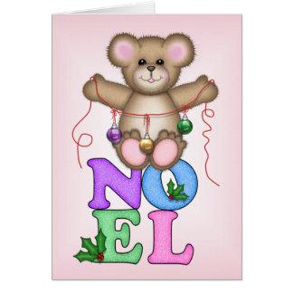 Noel Bear Cards