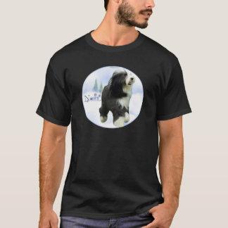 Noel Bearded Collie T-Shirt