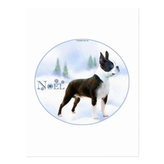 Noel Boston Terrier Postcards