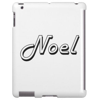 Noel Classic Retro Name Design