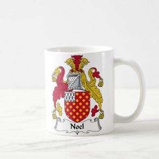Noel Family Crest Coffee Mug