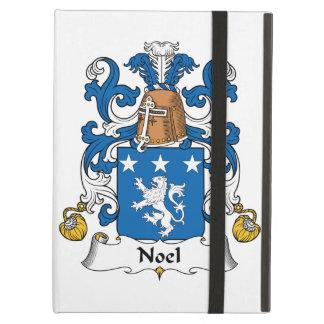 Noel Family Crest iPad Case