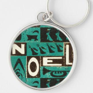 Noel Green Key Chains