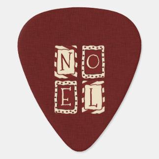 Noel Guitar Pick