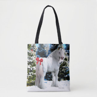 """Noel"" Holiday Tote"