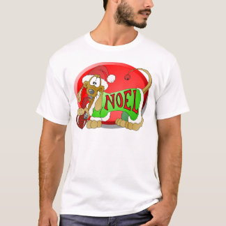 NOEL Hotdog T-Shirt