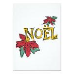 Noel Invitaciones Personalizada