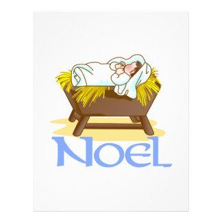 Noel Letterhead