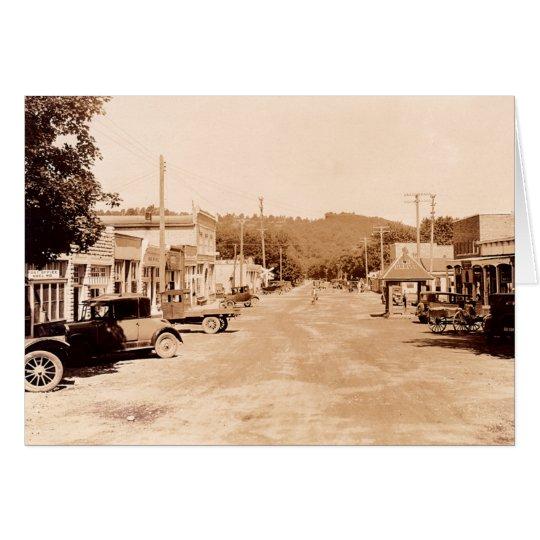Noel Missouri Main Street Card