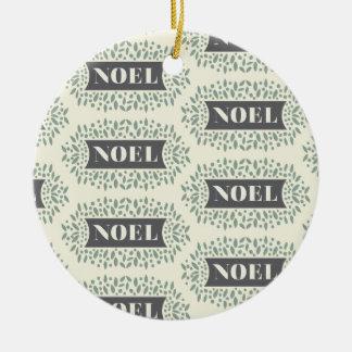 noel modelado ornato