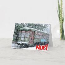 Noel New Orleans Streetcar cards