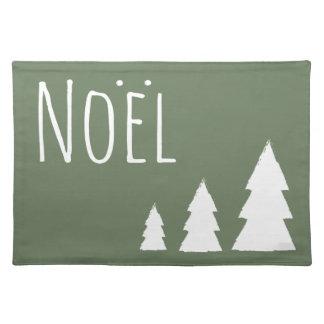 Noel Placemat