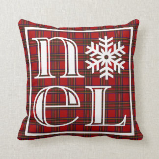 noel pillows decorative throw pillows zazzle. Black Bedroom Furniture Sets. Home Design Ideas