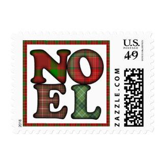Noel postage stamps