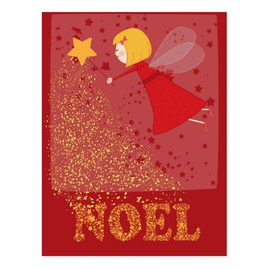 Noël Postcard