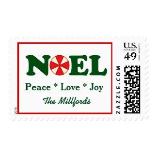 NOEL PROMO4 con la familia P21 de la alegría del Franqueo