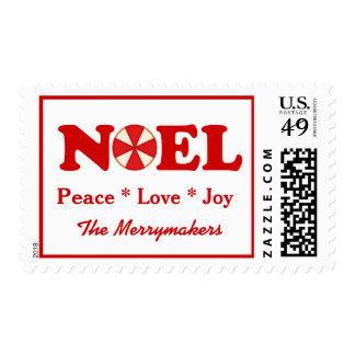 NOEL PROMO4 con la familia P6 de la alegría del Envio
