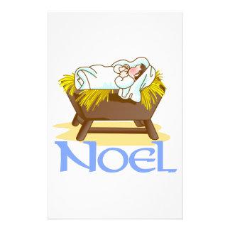 Noel Stationery