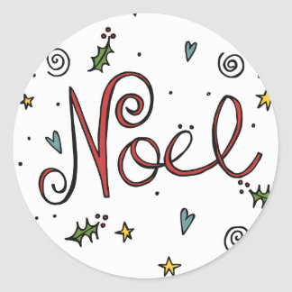noel sticker